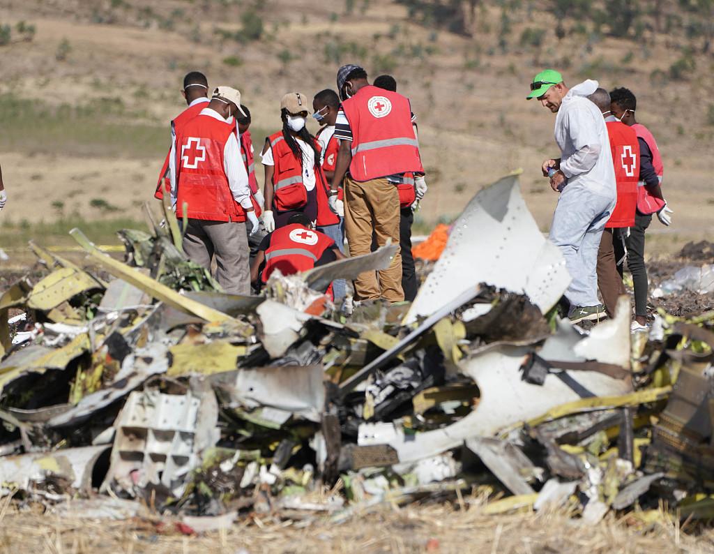 Crashed Ethiopian plane's black box will go to Europe