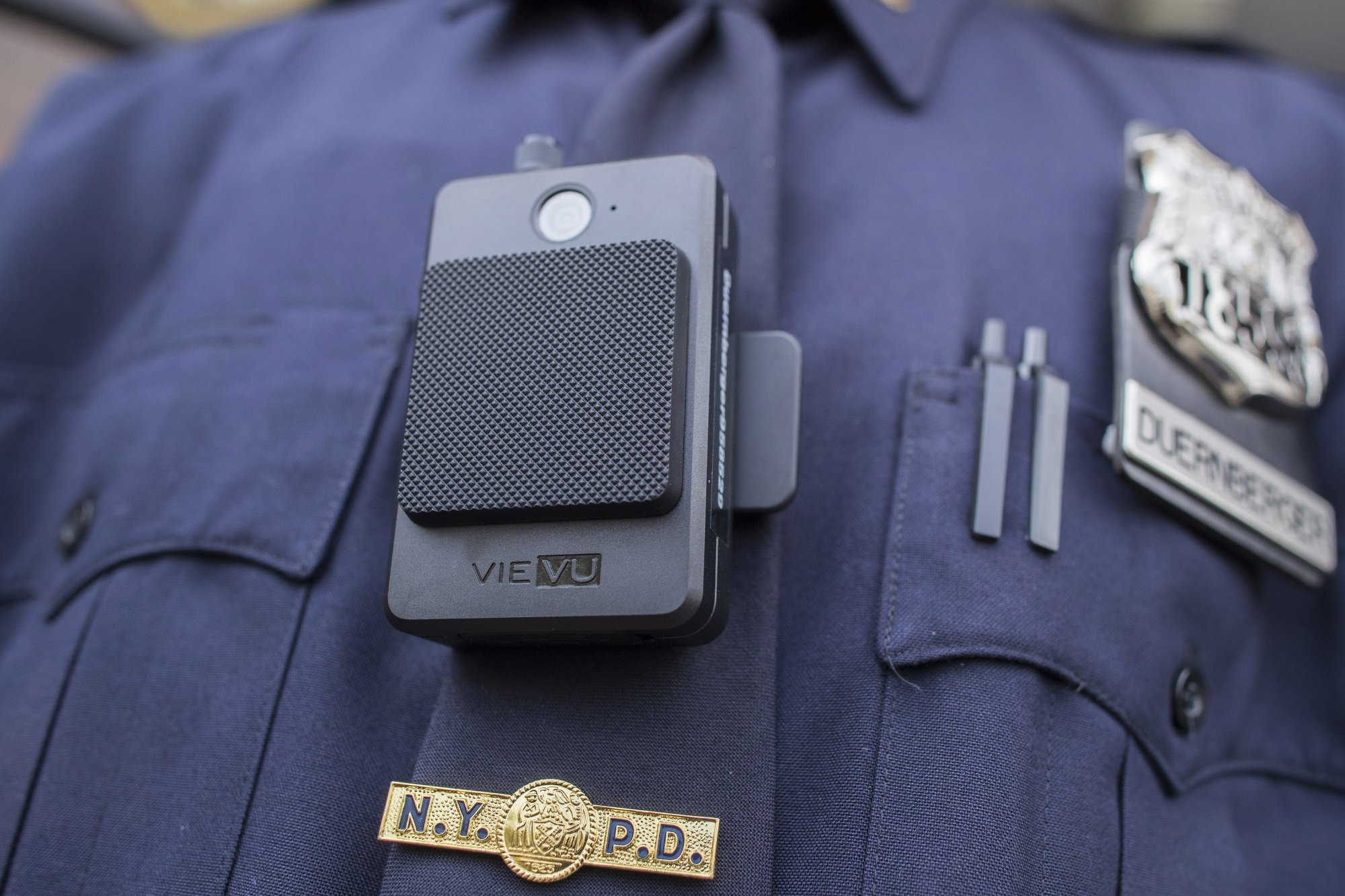 Police routinely deny access to officer video footage