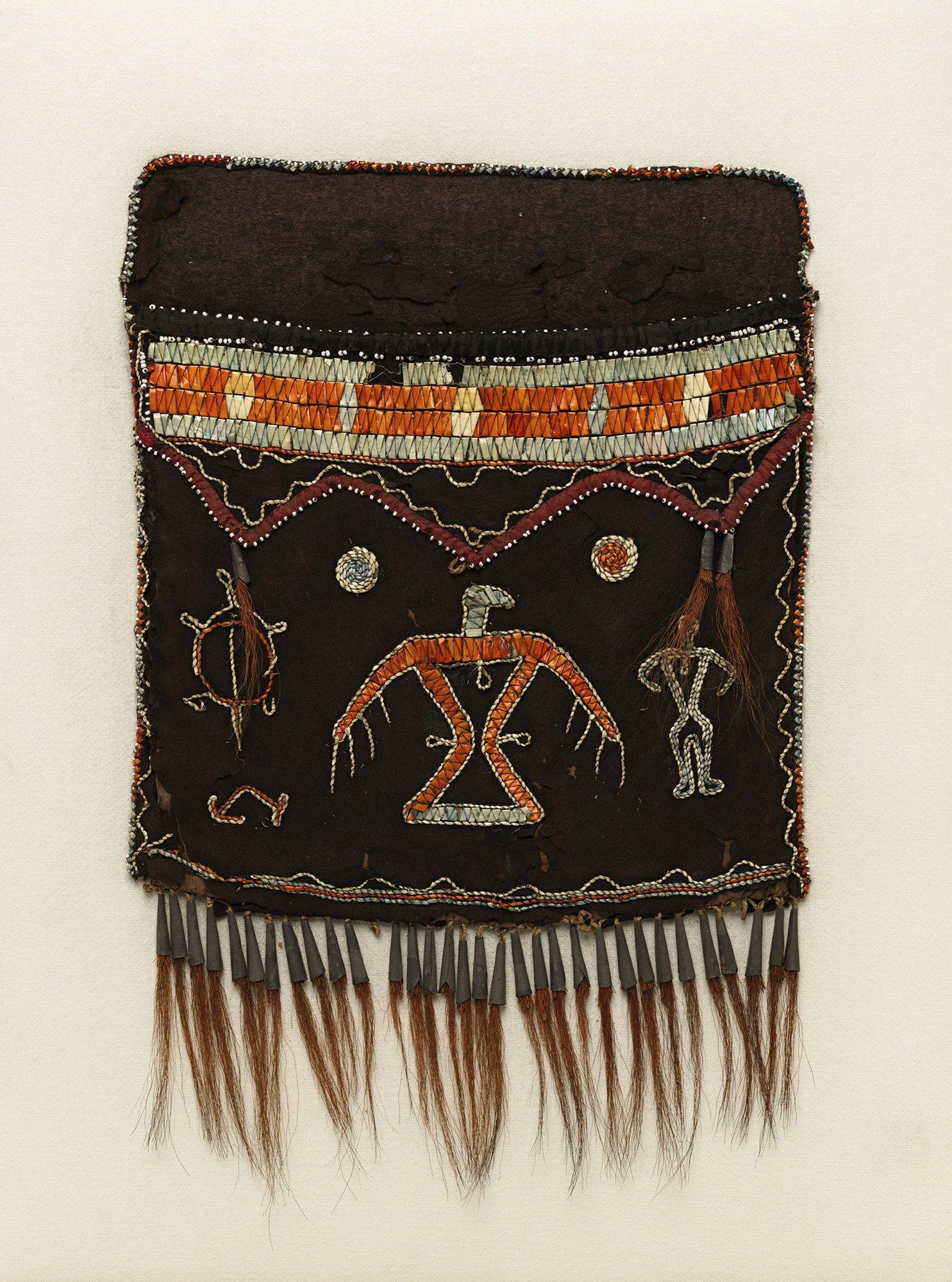 Native American art finally arrives at Met's American Wing