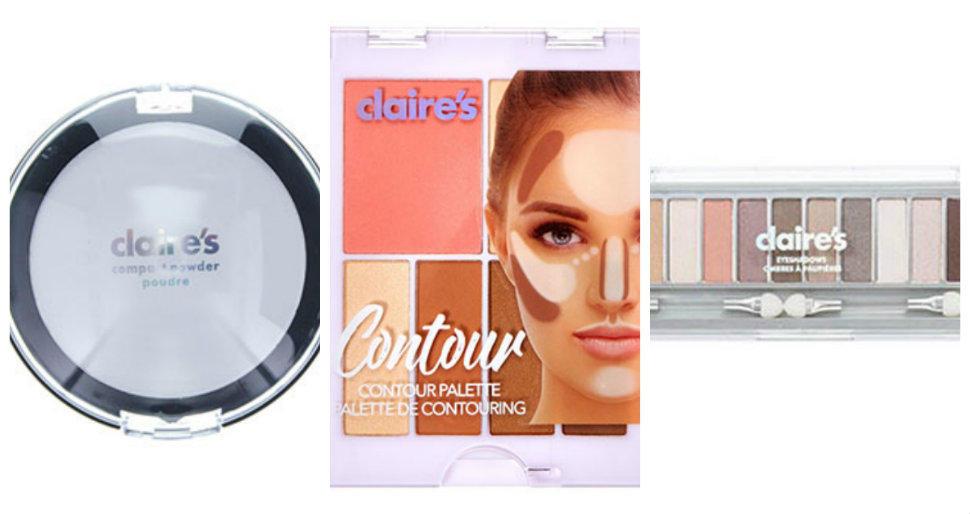 Claire's recalls makeup after regulators warn of asbestos