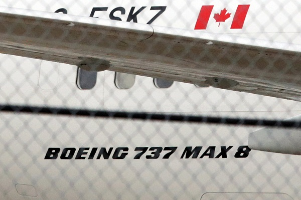 Boeing recommends suspension of 'entire global fleet' of 737 Max