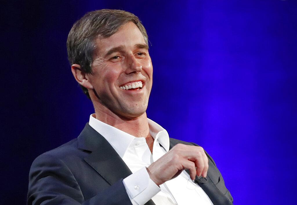 Beto O'Rourke announces 2020 Democratic presidential bid