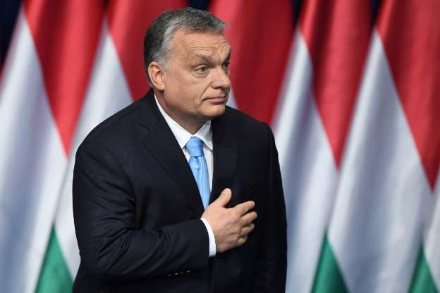 Hungary PM apologizes for 'useful idiots' remark