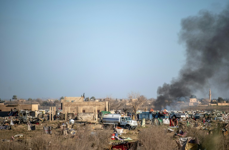 Diehard Syria jihadists go down all guns blazing