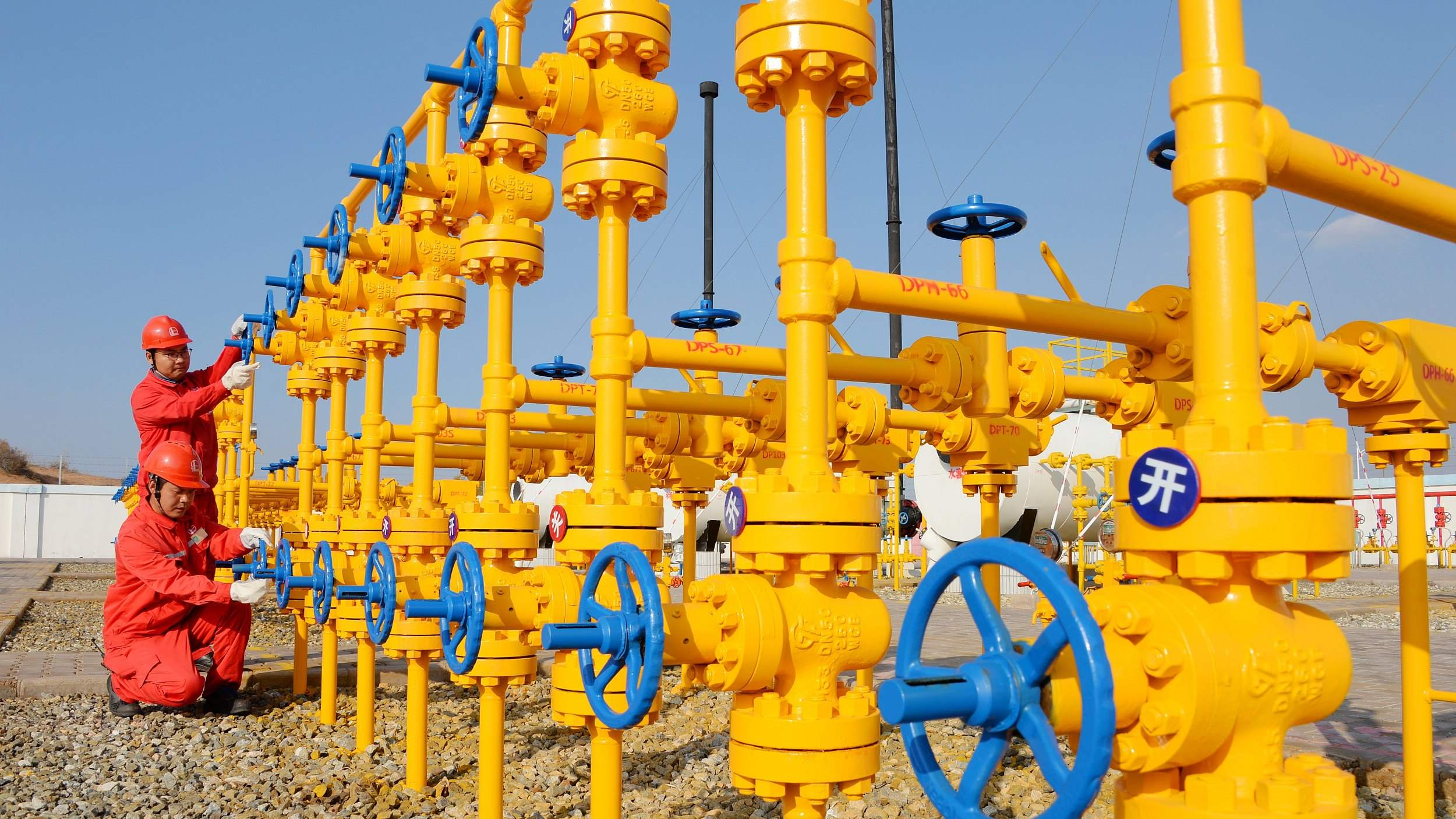 China to see further marketization upon unified gas pipeline operator: industry insider