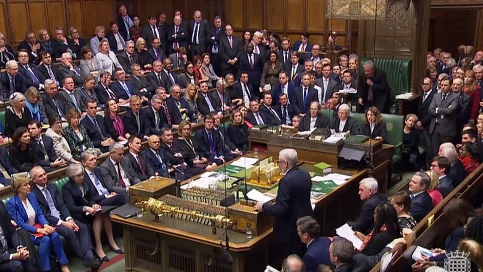 British MPs reject calls for second Brexit referendum