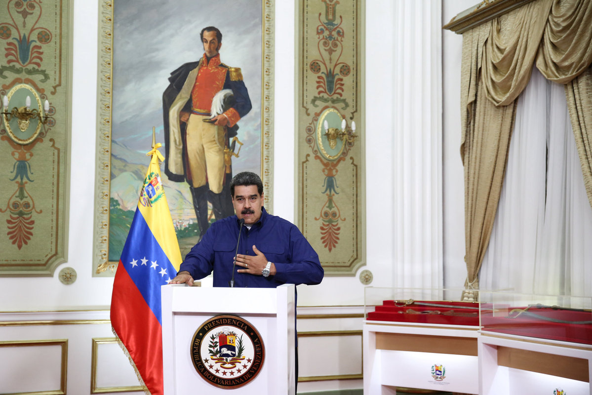 US has revoked 340 visas from Venezuelans since Monday