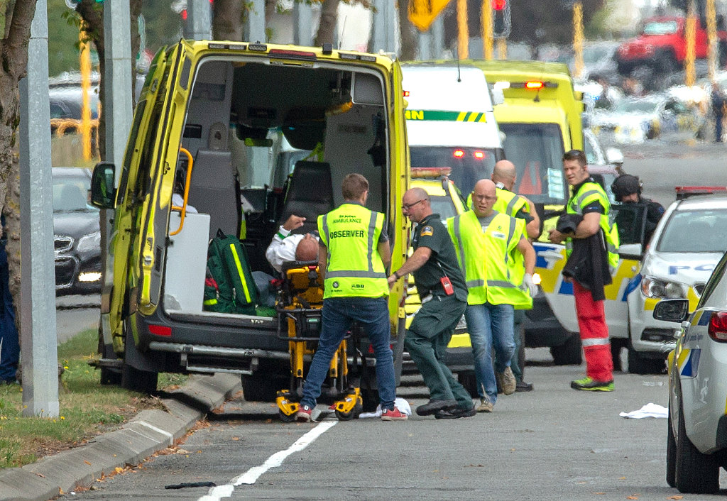 Death toll from New Zealand mosque shootings rises to 49
