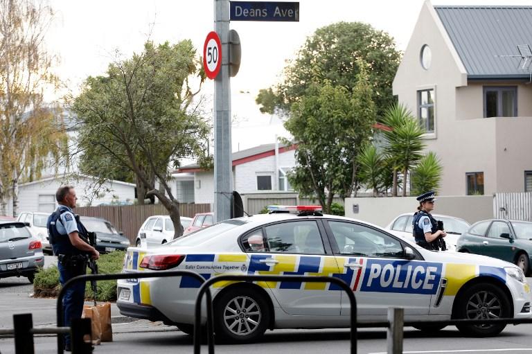 New Zealand mosque gunman livestreamed shooting, published manifesto