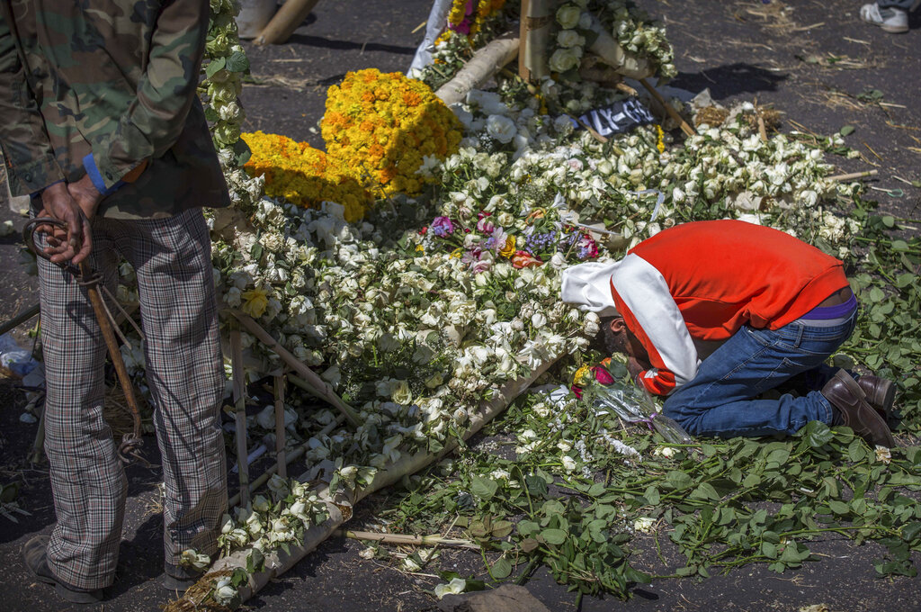 Ethiopian Airlines to hold a press briefing for the families of the victims