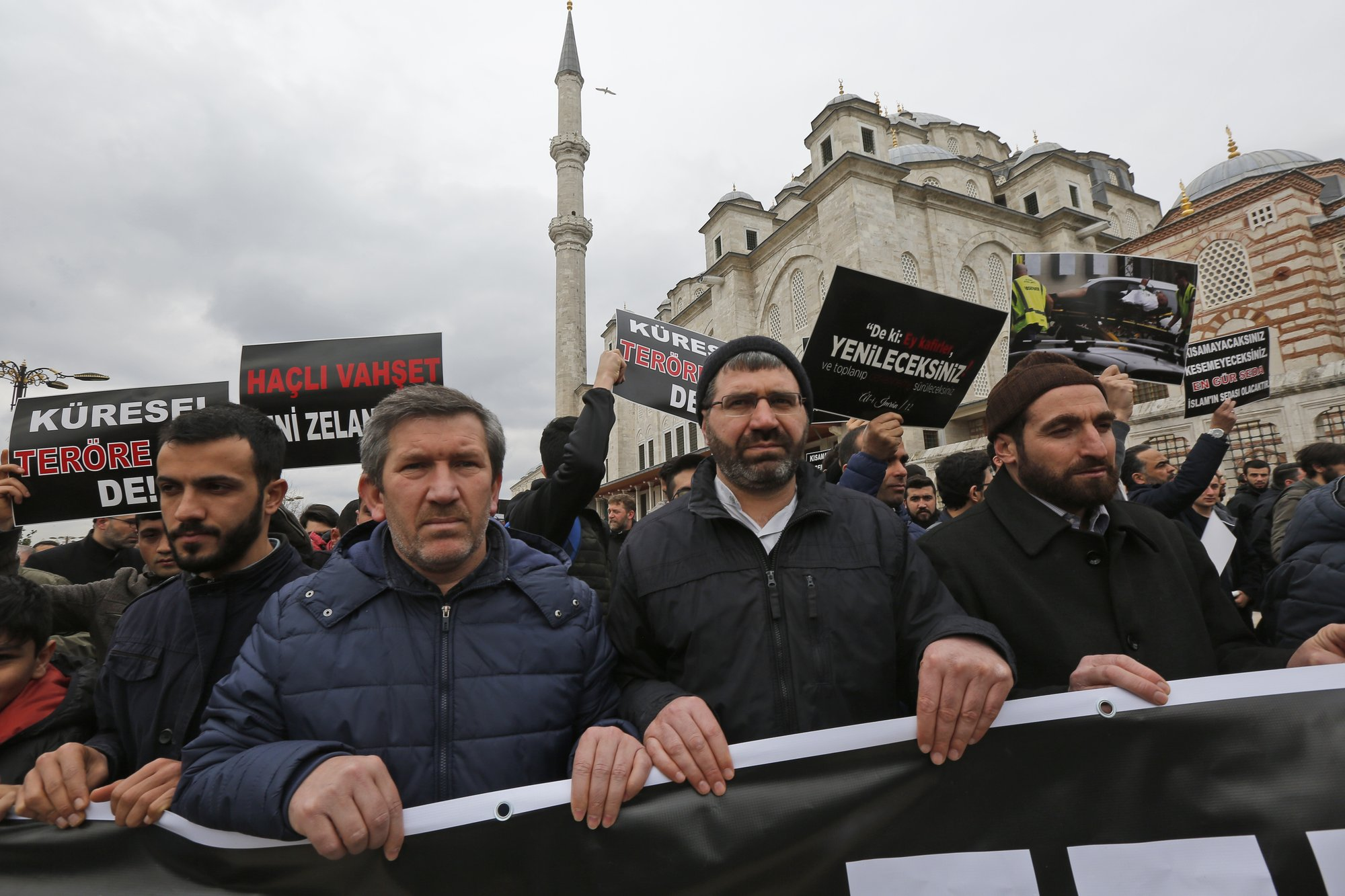 Mosque attacks spark outrage, fuel concern over Islamophobia
