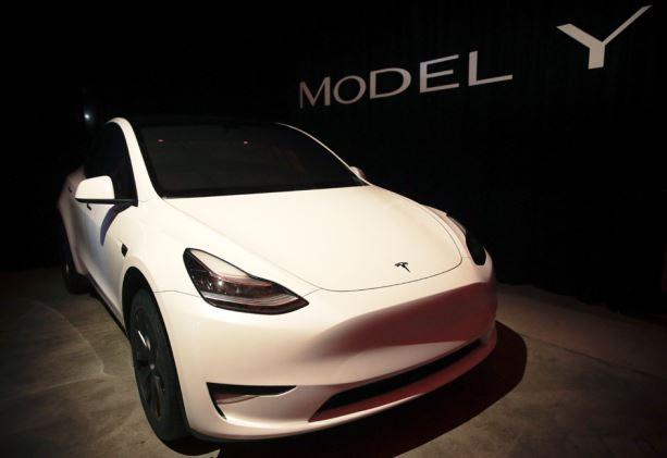 Tesla Model Y SUV to be built in Shanghai