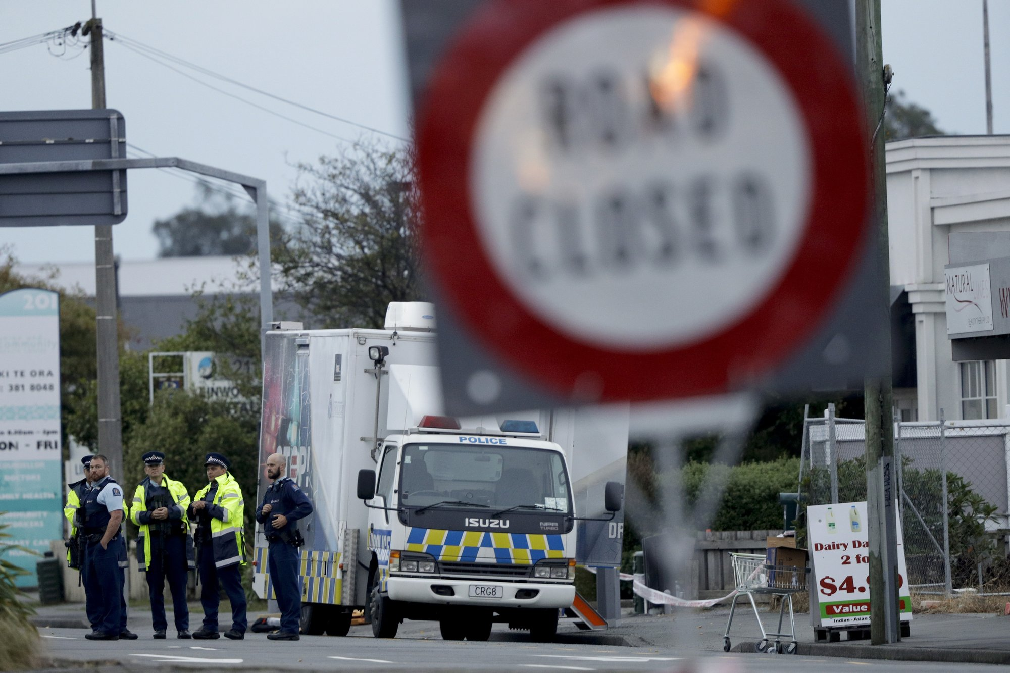 Yemen condemns deadly New Zealand mosque attacks