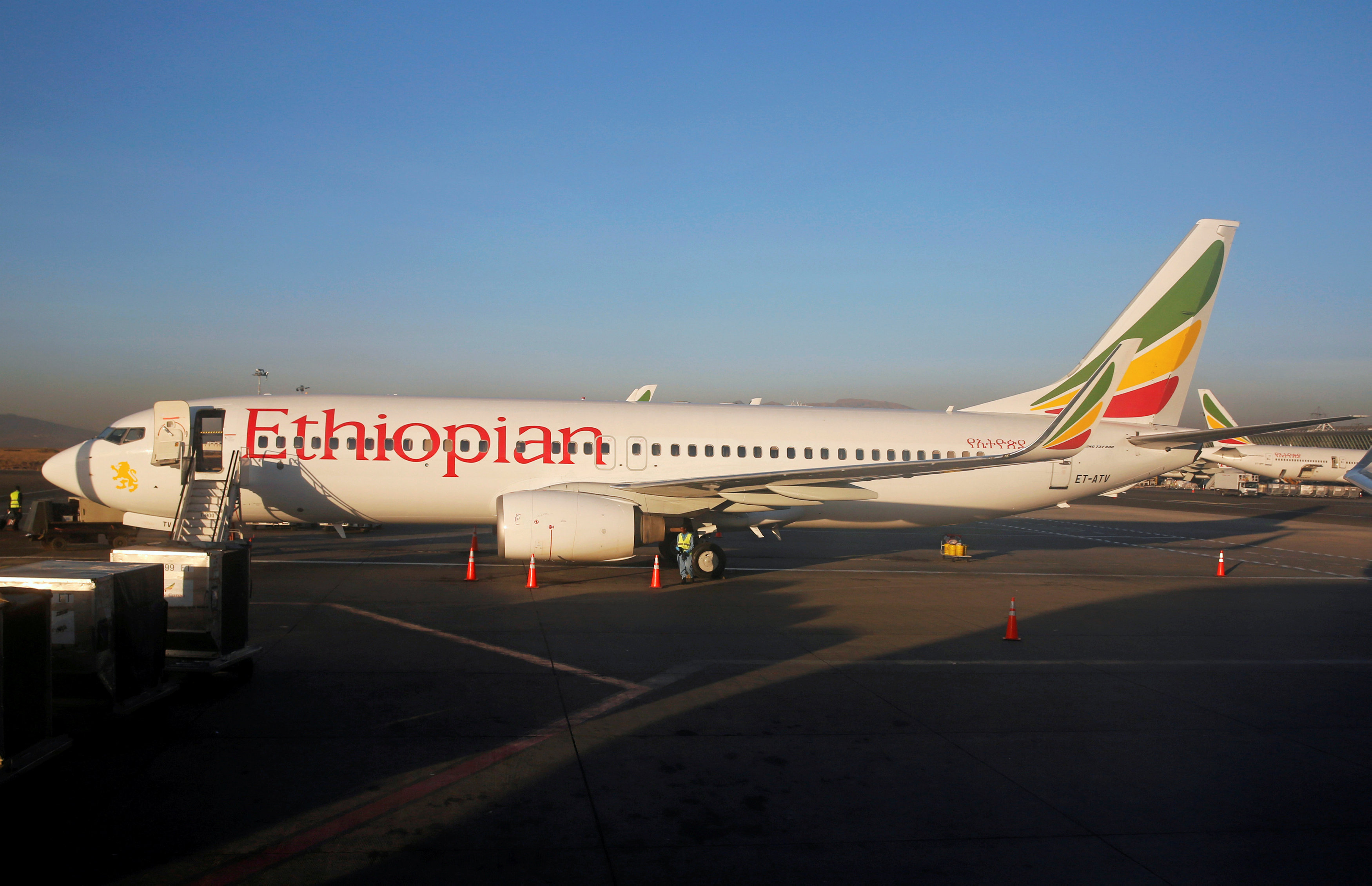 Ethiopian Airlines CEO says results from crashed jet's black boxes 'will take some days'