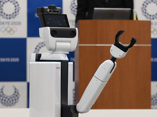 Tokyo 2020 Robot Project launched in Japan