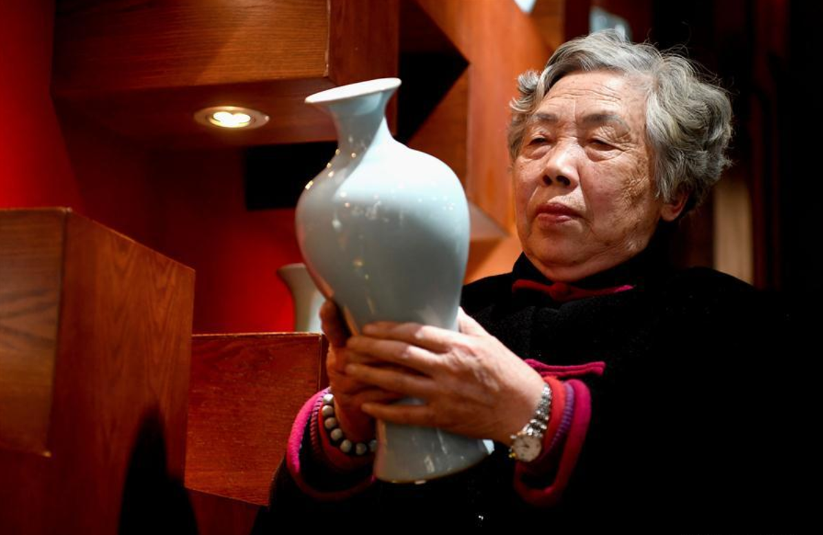 In pics: Ru porcelain making in central China's Henan