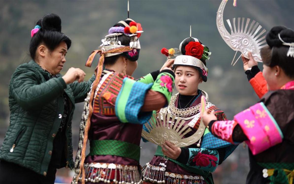 Fangu Drumming Festival celebrated in SW China's Guizhou
