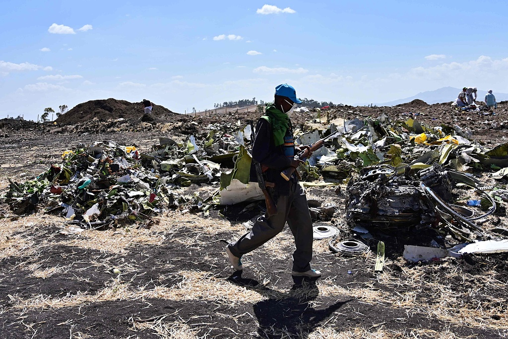 China vows prompt follow-up on Ethiopian Air crash probe