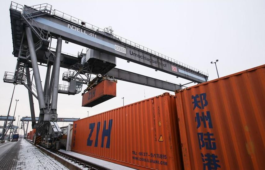 China, Europe on path of expanding Belt and Road cooperation