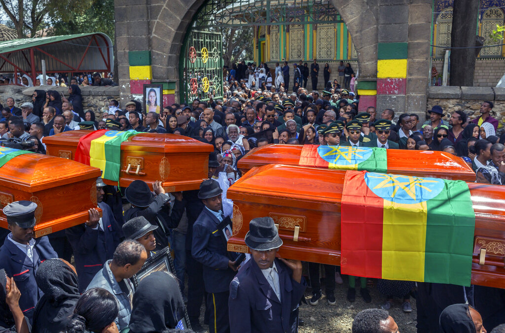 Ethiopia minister: 'Clear similarities' in Boeing crashes