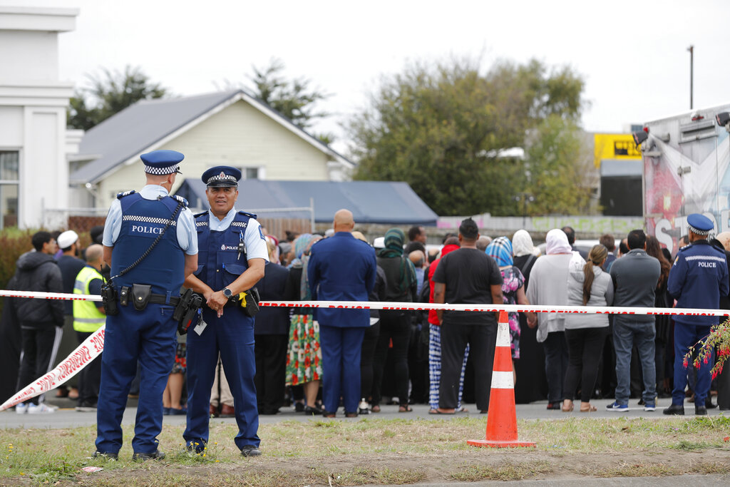 Police raid homes in Australia to aid NZ probe