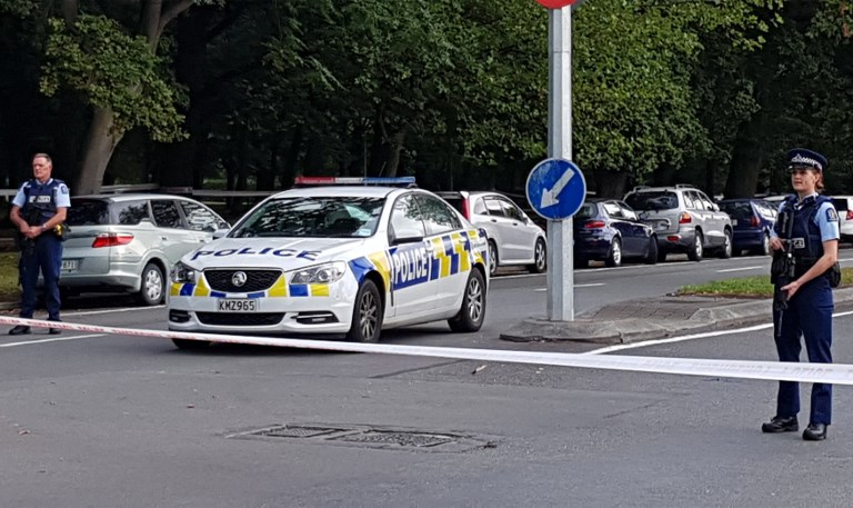 Alleged NZ mosque gunman drops lawyer, will represent himself