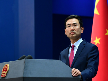 China refutes US accusations over human rights issues