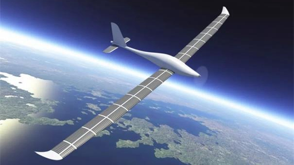 China makes headway in solar-powered drone technology