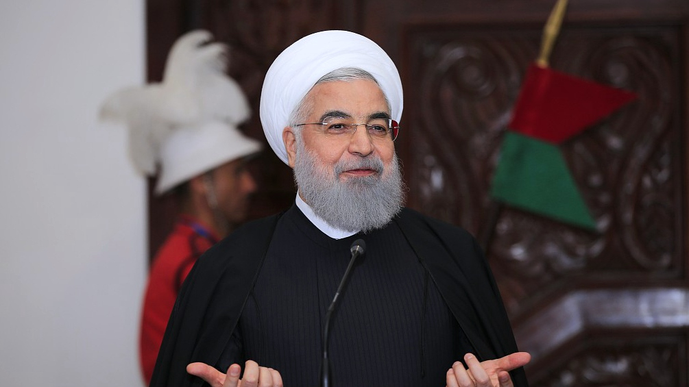 Rouhani: Iran to file legal case against US for sanctions