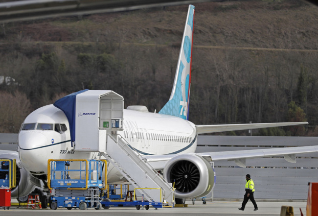 US FAA probed for Boeing 737 MAX approval: report