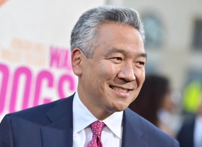 Warner Bros. Entertainment chief to step down amid sex scandal