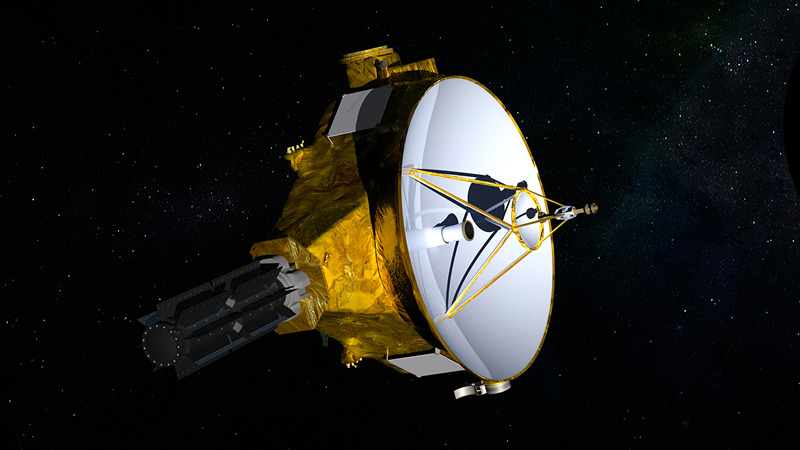 NASA's New Horizons unravels mysteries of Ultima Thule