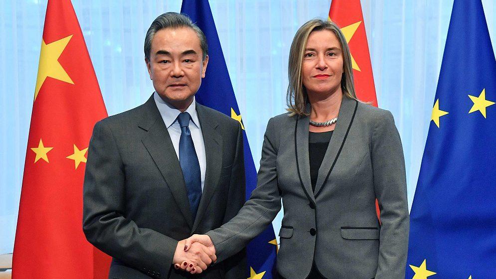 Wang Yi highlights 10-point consensus between China, EU