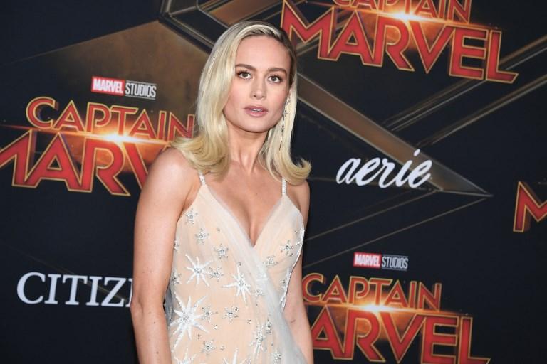 Captain Marvel still a force atop box office