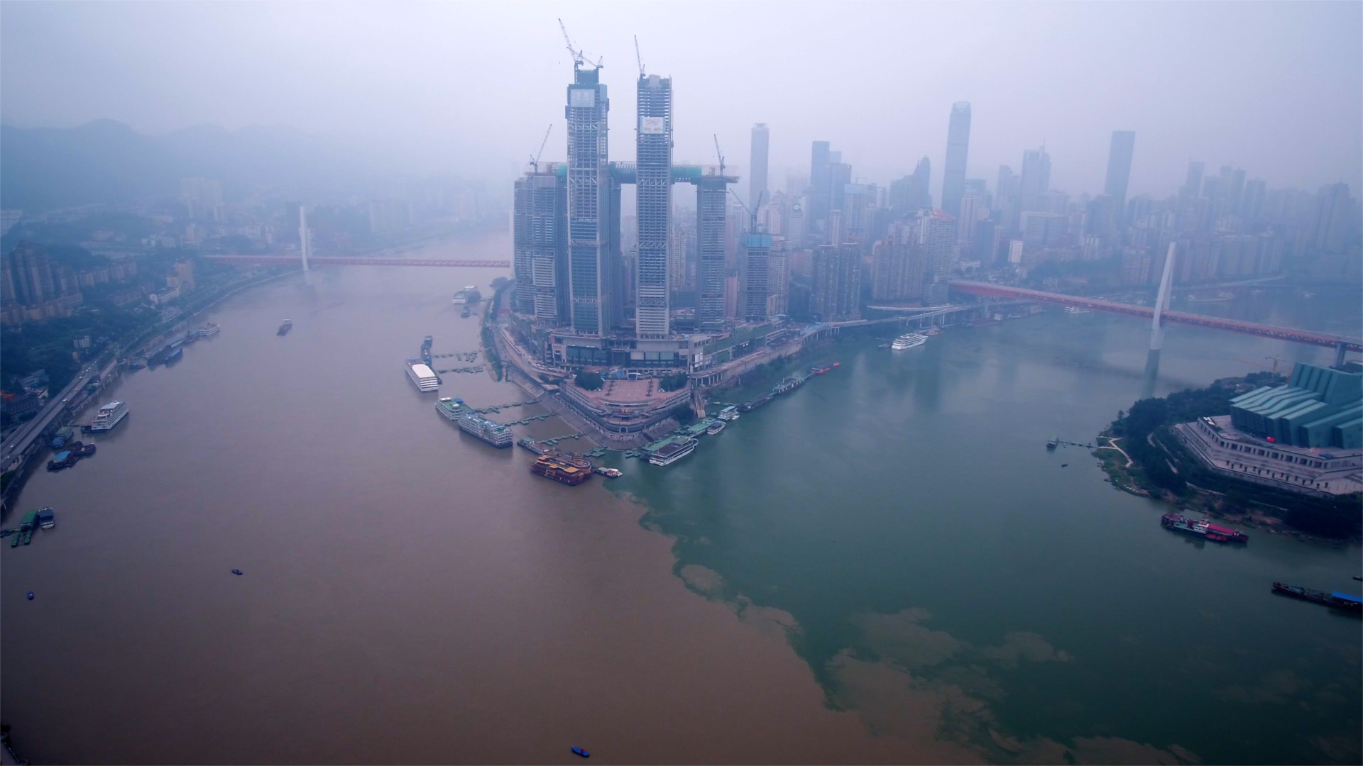 The name of Chongqing means a lot