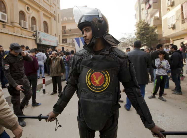 At least 5 dead in Cairo shooting