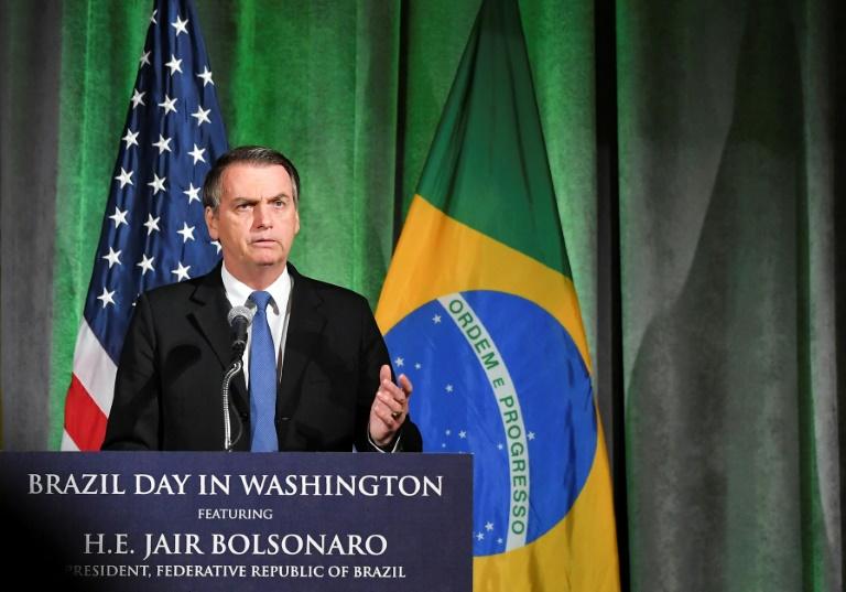 Trump eyes right-wing US-Brazilian alliance in meet with Bolsonaro