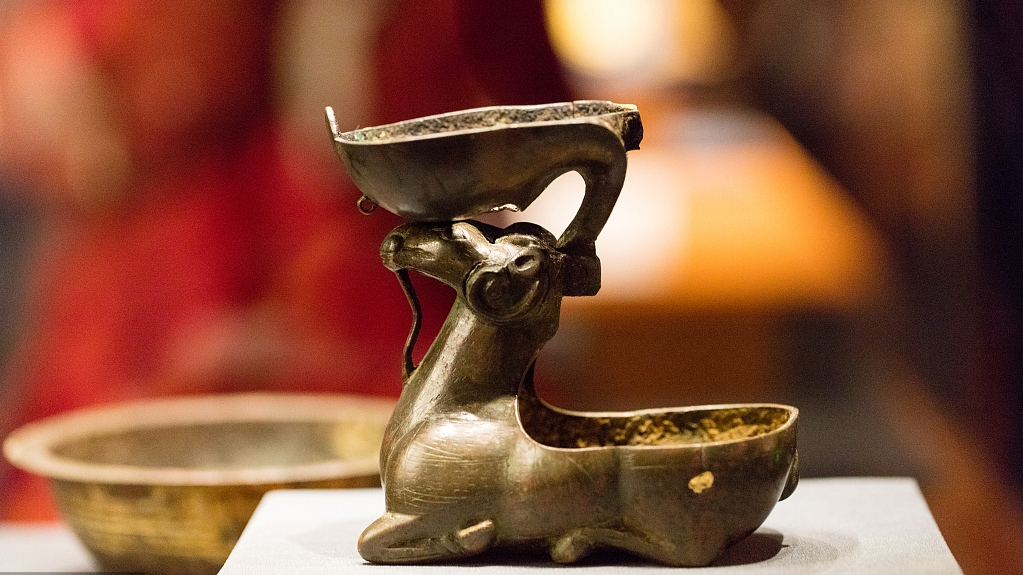 Relics from Qinghai's rich trading past go on show