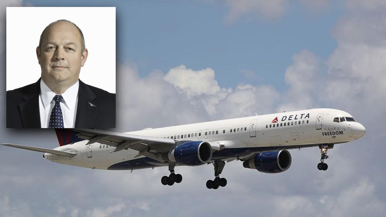Trump nominates former Delta executive to lead federal aviation authority