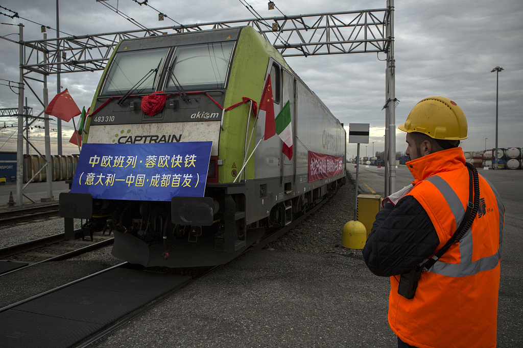 Italy's plan to join BRI aims to build multiple gateways between Asia and Europe