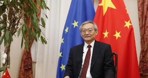 Differences between China, EU could be controlled: envoy