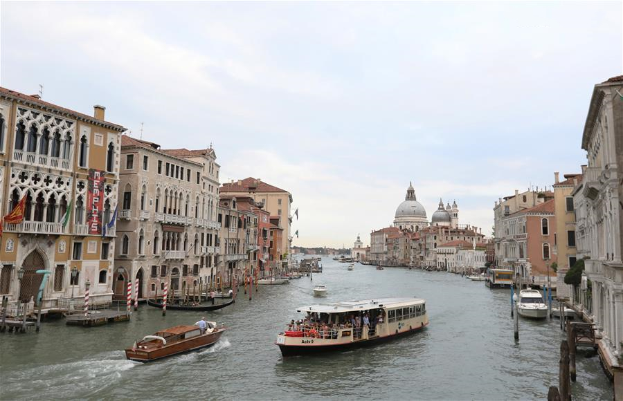 Beautiful scenery of Italy