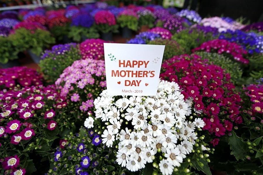 Lebanese celebrate Mother's Day