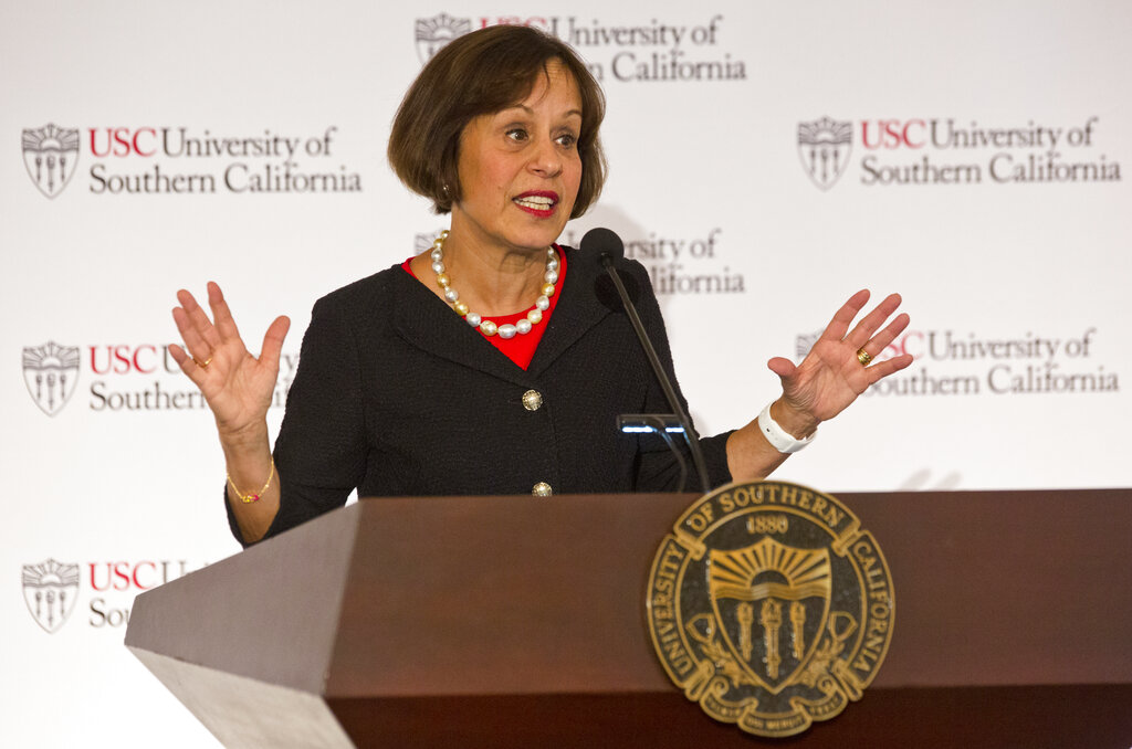 USC's new president ready to 'fix' school after scandals