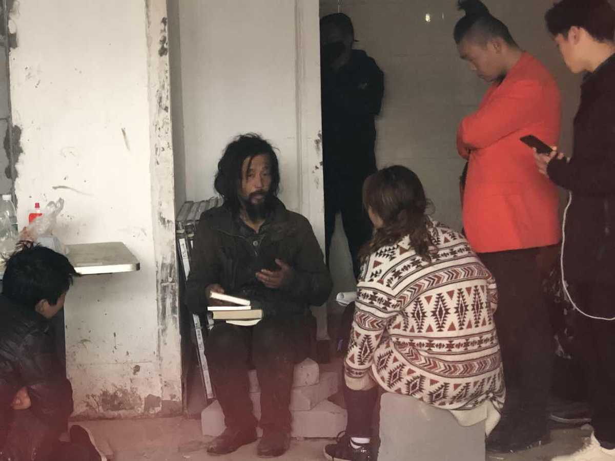 Identity of 'Shanghai vagrant' confirmed by employer