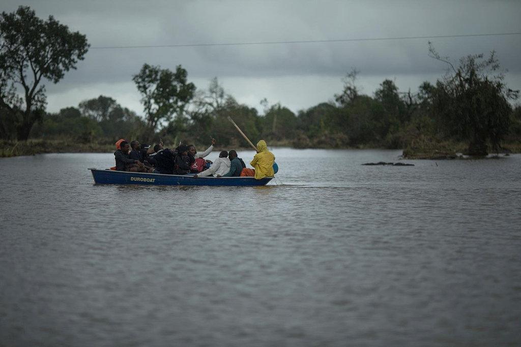 Xi sends condolences to Mozambican, Zimbabwean, Malawian presidents over cyclone disaster