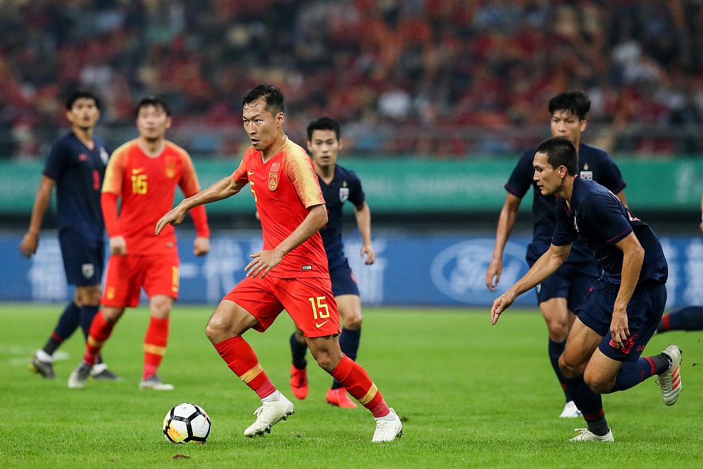 China lose to Thailand 1-0 at China Cup opener