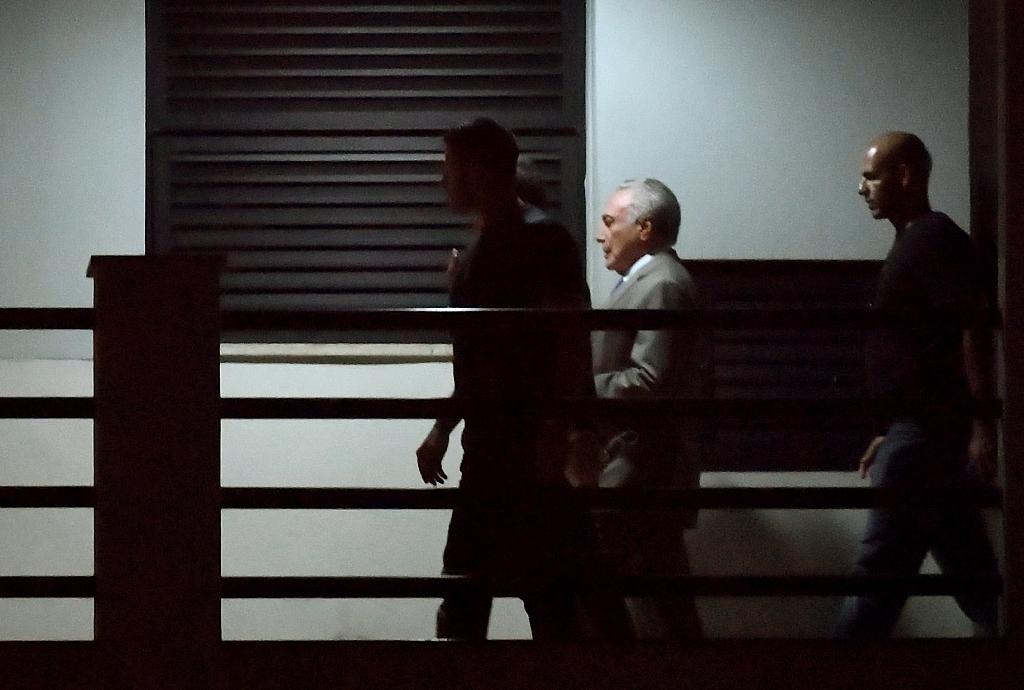 Brazil's ex-president detained as crime boss in 'Car Wash' probe