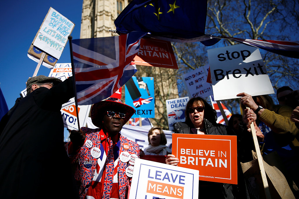 2 million sign petition calling for Brexit to be scrapped