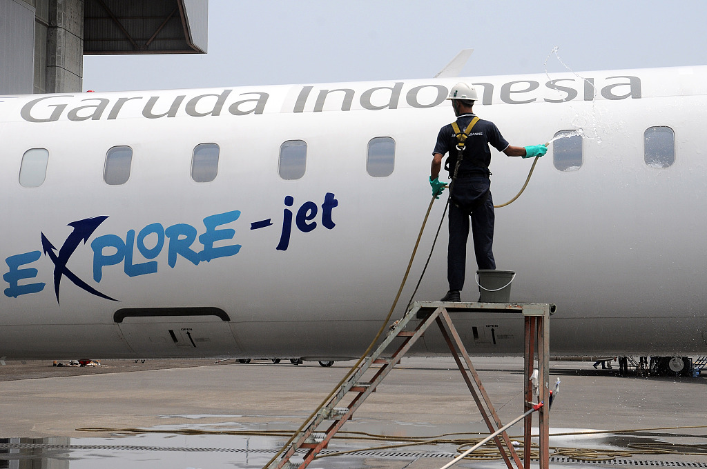 Indonesia's biggest carrier PT Garuda Indonesia cancels 49 Boeing 737 Max 8 orders after crashes